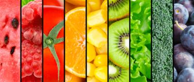 Colora il tuo piatto e fai splendere la salute