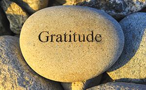 La magia della gratitudine