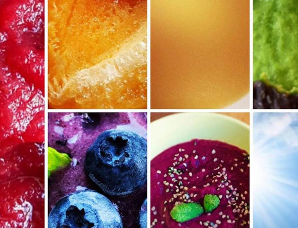 La Cucina Naturale incontra i 7 chakra