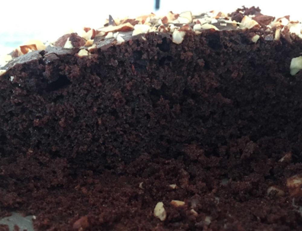 Torta al cioccolato senza peccato!