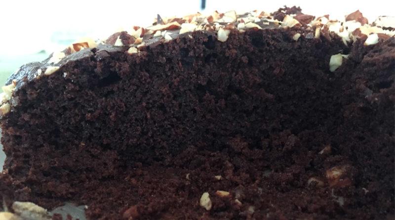 Torta al cioccolato senza peccato